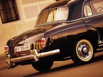 Mercedes 220S  ACHTUNG: Diese Bilder sind ausschließlich für die Verwendung im Auto&Mobil-Kanal von sueddeutsche.de freigegeben!