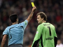 Schiedsrichter Rafati - Lehmann übt heftige Kritik