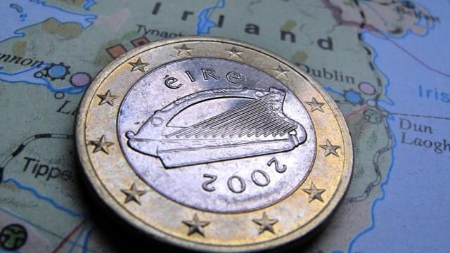 EU-Ratsvorsitz für Irland, Europa in der Schuldenkrise