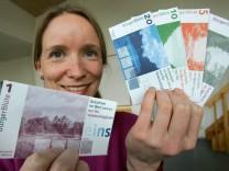 Kasseler Regionalwährung 'BürgerBlüte'