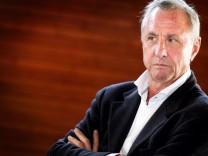 Johan Cruyff book presentation