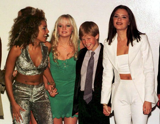 Prinz Henry und die Spice Girls, 1997