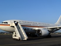 Bericht: Kanzler-Jet in den Iran verkauft