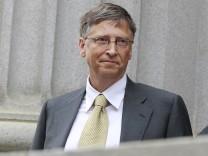Bill Gates Testifies In Novell-Microsoft Antitrust Case