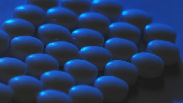 Potenzmittel, Viagra, Potenzpille, Tablette