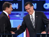 GOP Presidential Candidates Debate National Security Issues In Washington