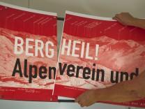 Deutscher Alpenverein, Alpines Museum München, Nazi-Vergangenheit, NS-Zeit, Ausstellung