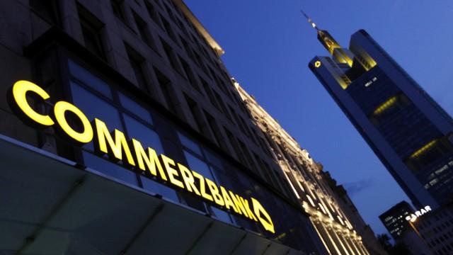 Commerzbank-Aktien nur noch etwas mehr als einen Euro wert
