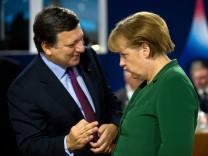 Barroso schlägt Eurobonds vor