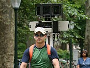 Google Street View, AP