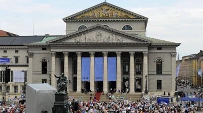 """Neuer """"Lohengrin"""" in München"""