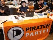 Bundesparteitag der Piratenpartei, dpa