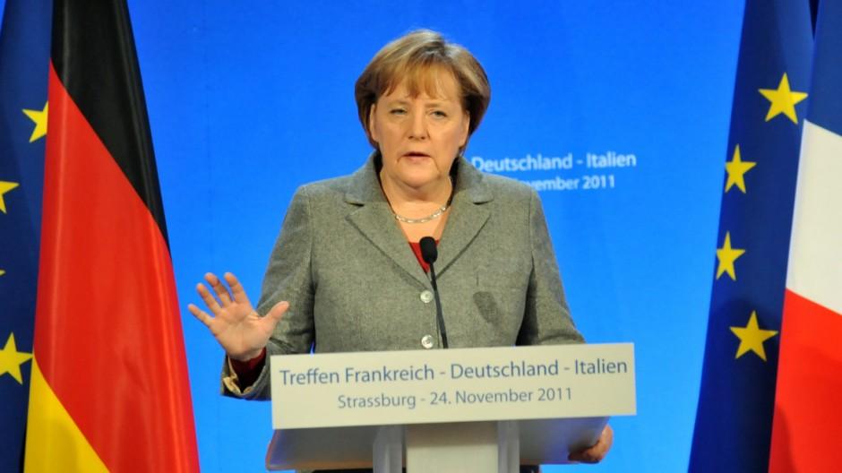 Trilaterales Treffen Straßburg