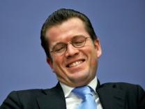 Ermittlungen gegen Guttenberg eingestellt