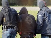 Mordserie Neonazis - Haftprüfungstermin beim BGH