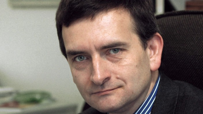 Nah-Ost Experte Volker Perthes (SWP)
