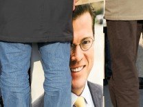 Diskussionen über Guttenberg-Comeback