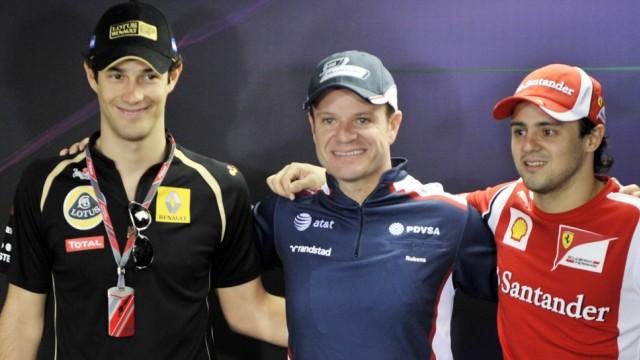 Formel 1 Formel-1-Nation Brasilien