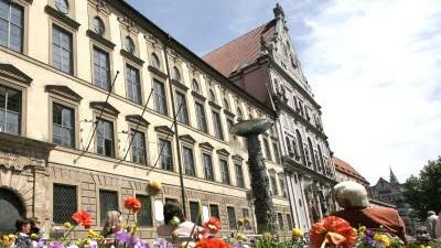 Immobilienmarkt Bauboom in München