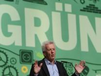 Kretschmann auf der Bundesdelegiertenkonferenz von Bündnis 90/Die Grünen