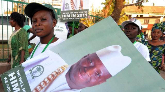 Jermaine Jackson Jermaine Jackson lobt Gambias Machthaber Jammeh