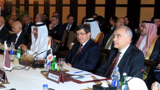 The Arab Foreign Ministers emergency meeting on Syria in Cairo