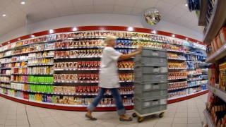 Einzelhandelsumsaetze in der Eurozone ruecklaeufig