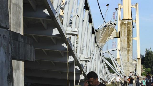 Unglücksfall Indonesien