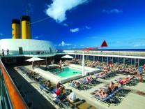 Die neuen Kreuzfahrtschiffe 2012, dpa-tmn