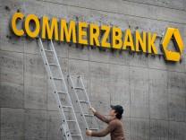 Commerzbank will offenbar eigene Schulden unter Wert zurueckkaufen