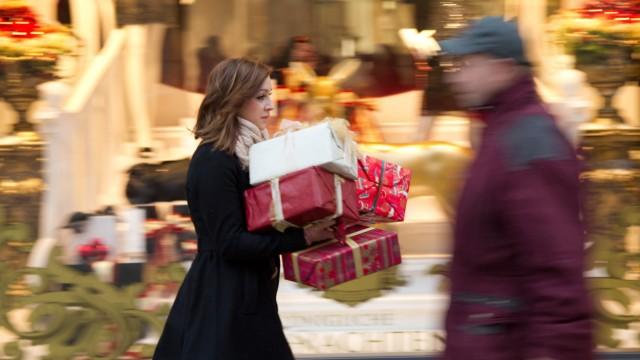 Höchste Zeit für Weihnachtsgeschenke