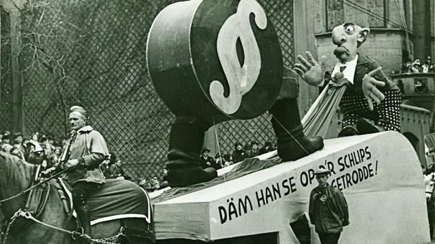 Karneval Kölner Karneval und der Nationalsozialismus