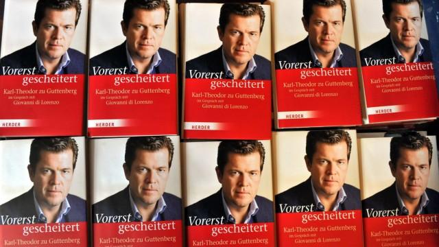 Guttenberg-Buch wird ausgeliefert