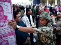 Parlamentswahlen in Aegypten