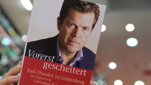 Guttenbergs Buch 'Vorerst gescheitert' im Handel