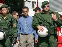 Weiterer verdächtiger Neonazi-Terrorist festgenommen