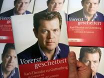 Verkaufsstart Guttenberg-Buch