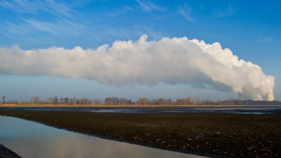 WMO: So viel Treibhausgase freigesetzt wie nie