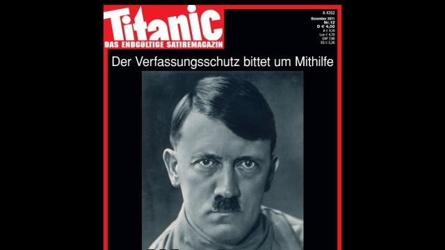 Titanic Dezember Cover 2011
