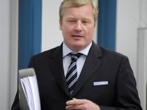 Pressekonferenz Kultusminister Althusmann