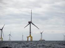 Netzbetreiber kommt beim Anschluss von Windparks im Meer kaum voran