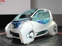Erdverbunden Honda Micro Commuter Concept Tokyo Motor Show