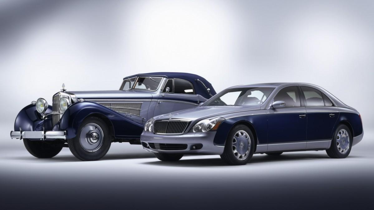 zum ende der luxusmarke maybach - wenn möglich, bitte wenden - auto