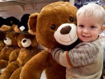 International Teddy Bear Day