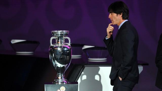 Auslosung Euro 2012