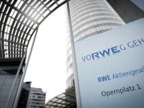 RWE baut 8.000 Arbeitsplaetze ab