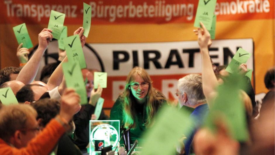 Bundesparteitag Piratenpartei