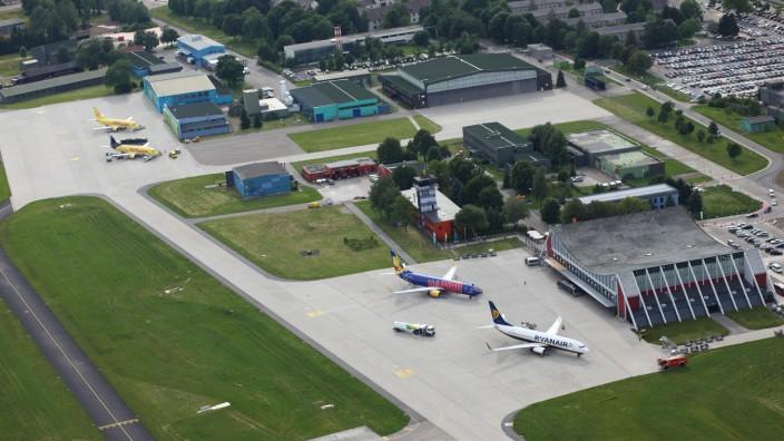 Finanzhilfe 10 Millionen Für Allgäu Airport Bayern