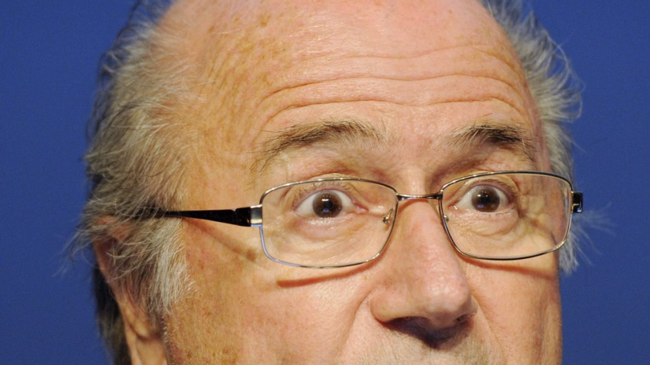 Governing FIFA report
