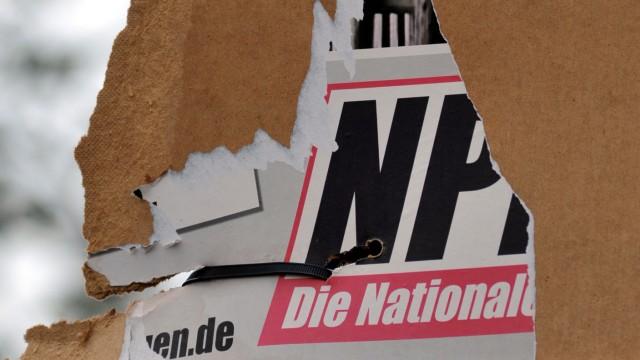 Diskussion um NPD-Verbot